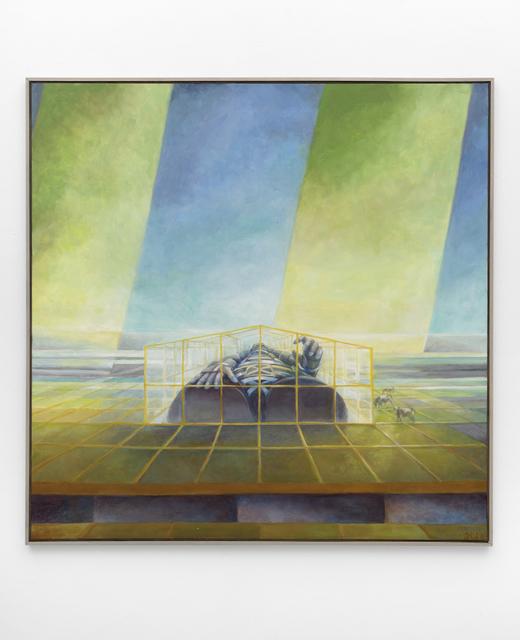 , 'Der will aus dem Glashaus raus,' 2016, PPC Philipp Pflug Contemporary