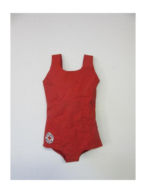 , 'Water Safety Instructor Swimsuit,' 2018, Friesen Gallery