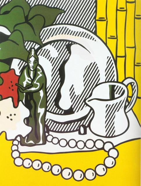 Roy Lichtenstein, 'Still Life with Figurine', 1974, Hamilton-Selway Fine Art