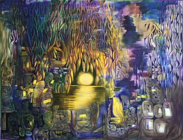 , 'Luna Llena en Piscis,' 2019, Hache Gallery