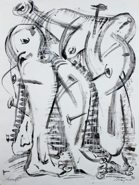 , 'Obsessions,' 1993, Gallery Katarzyna Napiorkowska | Warsaw & Brussels