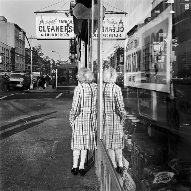 , 'New York,' 1979, Bruce Silverstein Gallery