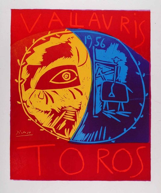 , 'Vallauris 1956 Toros,' 1956, Frederick Mulder