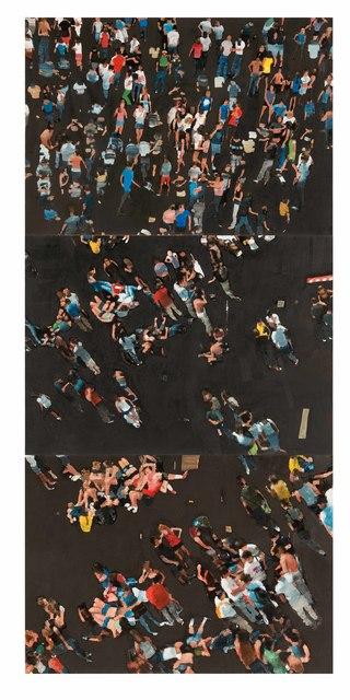 Daniele Galliano, 'Constellations', 2013, Galleria Alessandro Bagnai