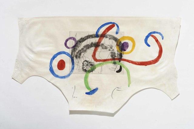 , 'Parchemin Série III n°3,' 1953, Galerie Maeght