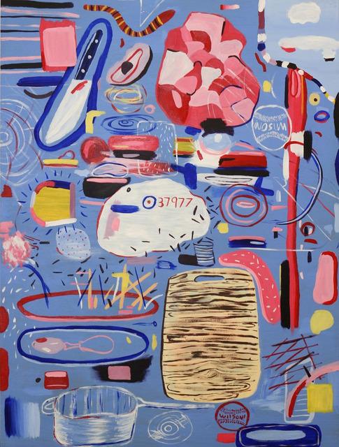 , 'Gud Ammit,' 2017, Ro2 Art