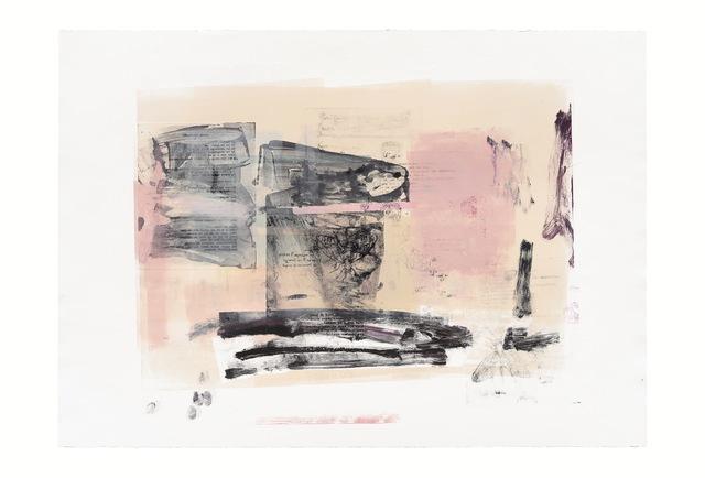 , 'Serie Cortazar, Monoprint Z,' 2015, Artemisa Gallery