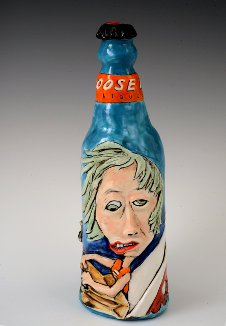 Gena Fowler, 'Loose Lips Liqueur', 2010, Ellsworth Gallery
