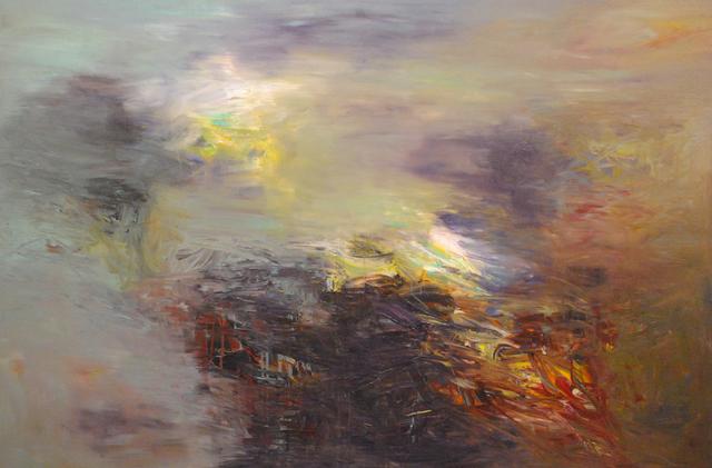MD Tokon, 'Beyond the Valley', 2014, Isabella Garrucho Fine Art