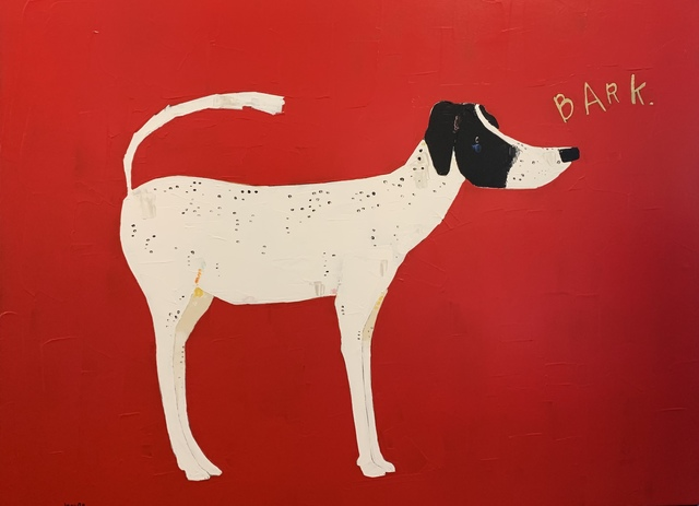 , 'Bark,' 2019, Shain Gallery
