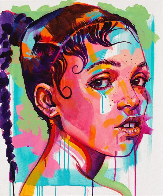 , 'FKA Twigs,' 2018, Art Attack SF