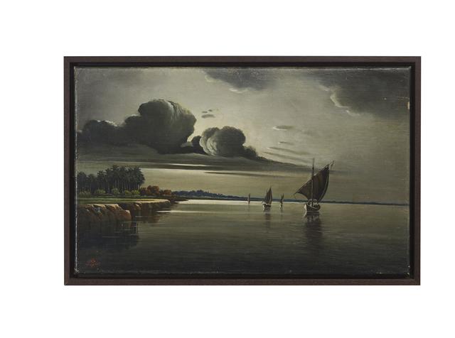 Abdul Qadir Al Rassam, 'View of the Tigris', 1934, Barjeel Art Foundation