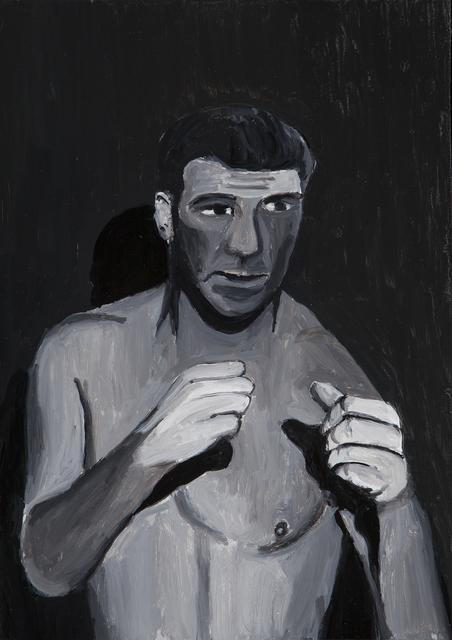 , 'In the Blue Corner (4),' 2015, Sullivan+Strumpf