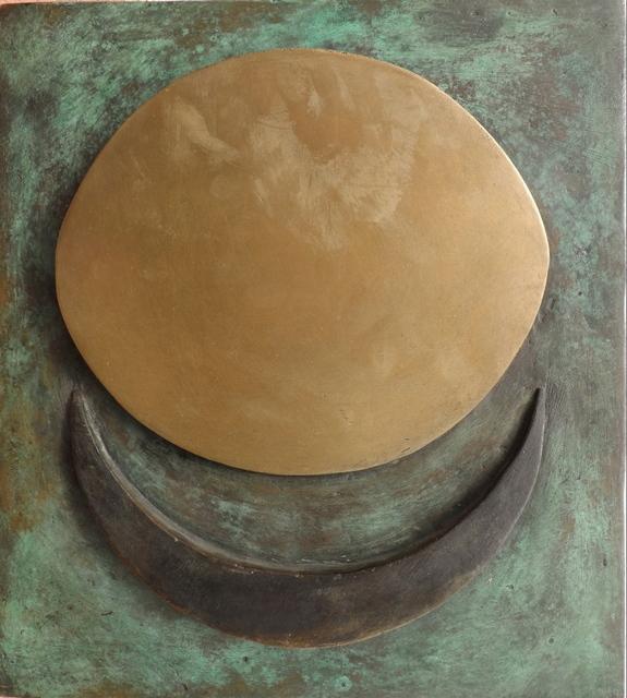 , 'Sol y Luna,' 1960, Galeria Oscar Roman