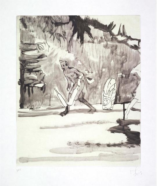 , 'Beach (Cricket),' 2013, Galerie Maximillian