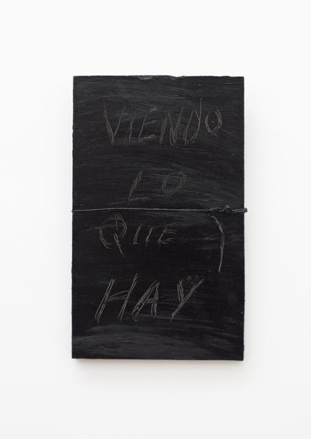 , 'Untitled (Viendo lo que hay),' 2014, Cosmocosa