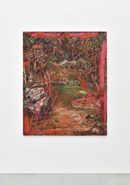 , 'Les Baigneuses II,' 2017, Galerie Christophe Gaillard