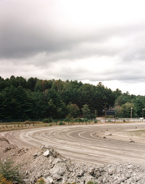 , 'Untitled (NH dirt track),' , Front Room Gallery