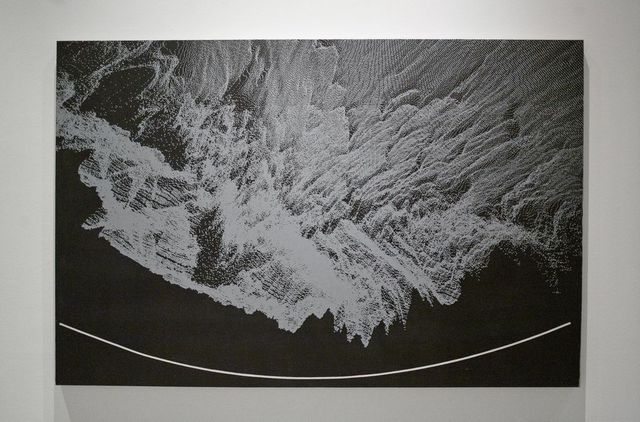 , 'Ultrasound 8,' 2012, Gallery EXIT