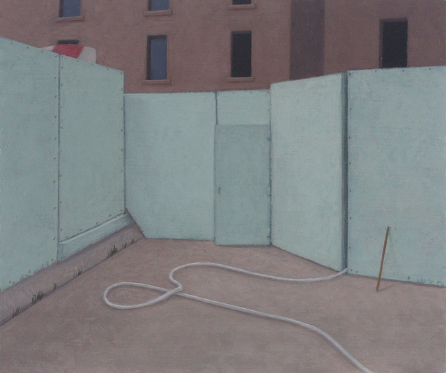 , 'The View from the Road #24,' 2012, C. Grimaldis Gallery