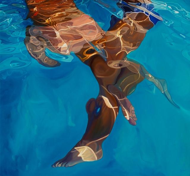 , 'Water Ballet I,' 2003, HOHMANN