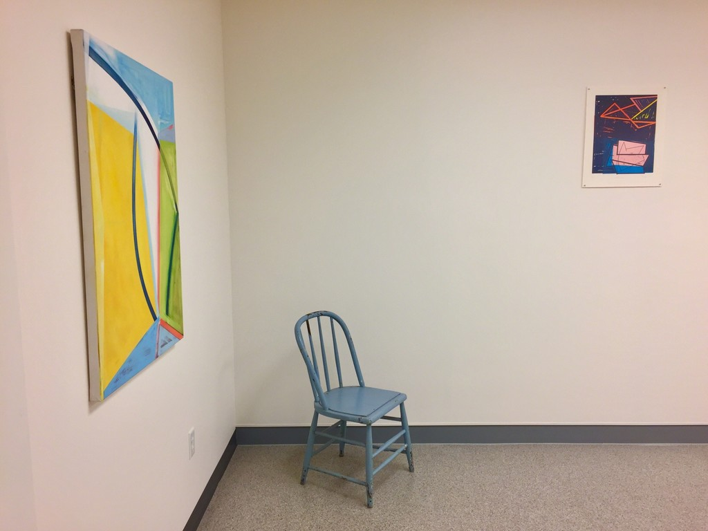 Installation view 2 –