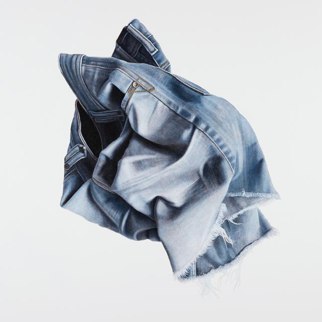 , 'Cut Off at the Knees,' 2017, Lois Lambert Gallery