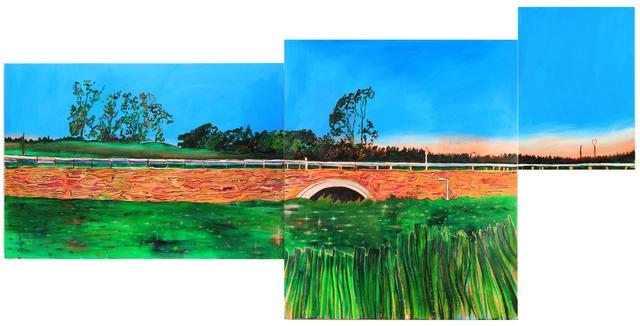 , 'The Bridge,' 2017, Hans Alf Gallery