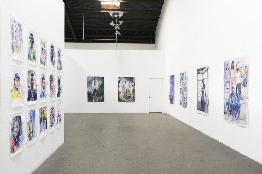 Installation View: Charlie Roberts - Fan Art