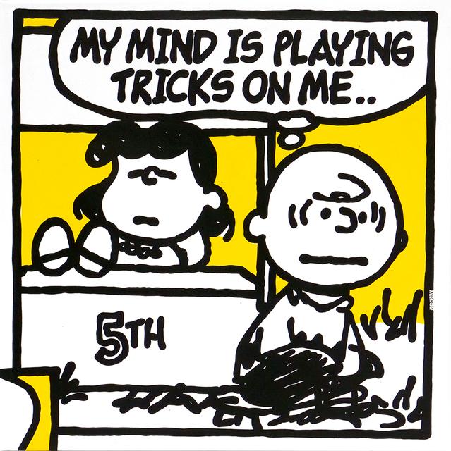 , 'Playing Tricks (Geto Boys),' 2018, Spoke Art