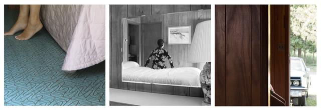 , 'Exposure #123.8, Greenport, N.Y., Silversands Motel, 1400 Silvermere Road, 06.12.17, 5:58 pm,' 2017, Kuckei + Kuckei
