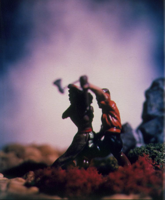 David Levinthal, 'The Wild West, 89-PC-C-44', 1989, Julie Nester Gallery