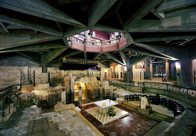 , 'Basilica of the Annunciation, Nazareth,' 2014, Norton Museum of Art
