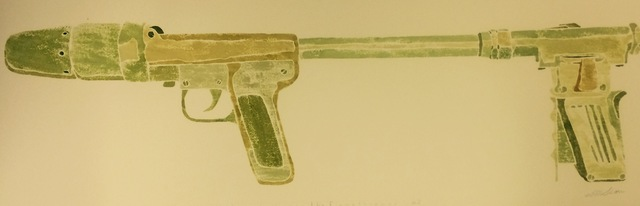 , 'Flamethrower No. 2,' 2017, Hutson Gallery