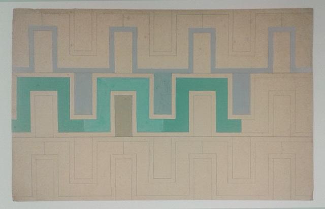 , '(Estudo) Superfície Modulada,' 1952, Alison Jacques Gallery