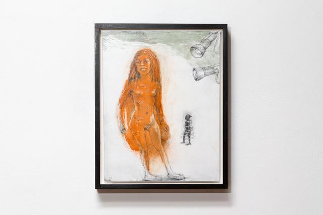 , 'Drawing 6,' 2016, Joanna Bryant & Julian Page