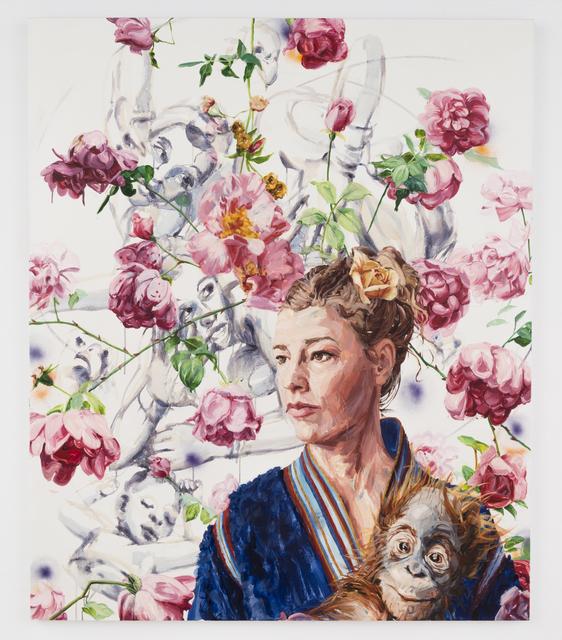 , 'Changeling,' 2015, Galerie Forsblom