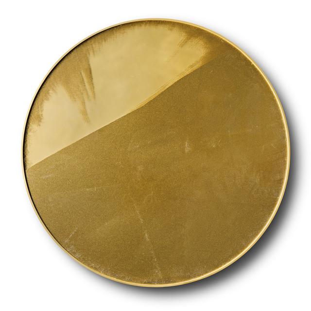 , 'Cercle doré,' 2013, Espace Meyer Zafra