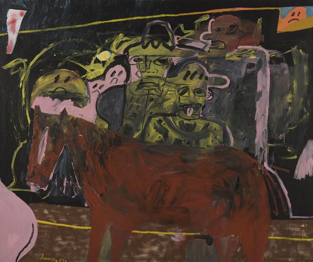 , 'Stoners,' 2014, V1 Gallery