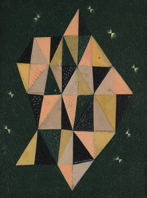 , 'Hommage to Klee,' 1940, Weinstein Gallery
