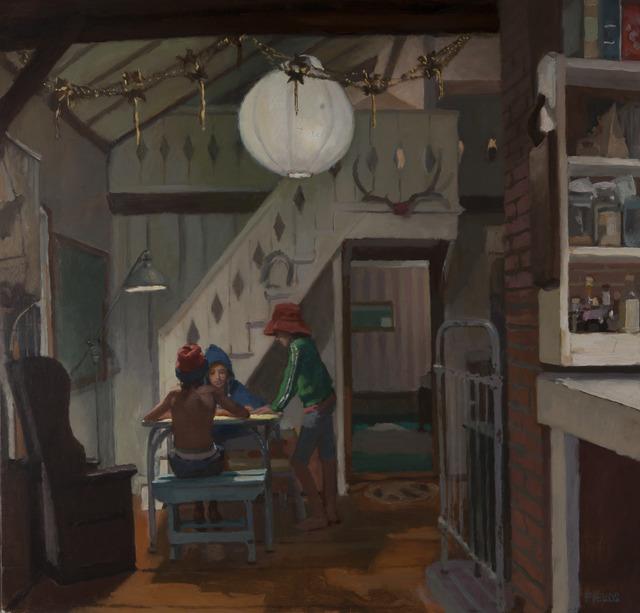 , 'Chinese Lantern,' , Dowling Walsh