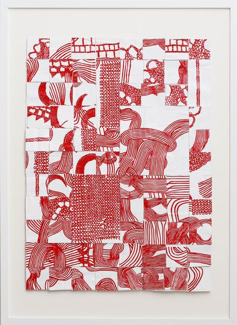 , 'Sampler,' 2014, Spotte Art