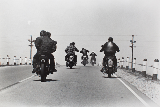 , 'Route 12, Wisconsin, from The Bikeriders, 1966,' 1966, Michael Hoppen Gallery