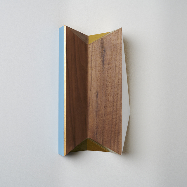 , 'Walnut A,' 2017, Lisa Sette Gallery