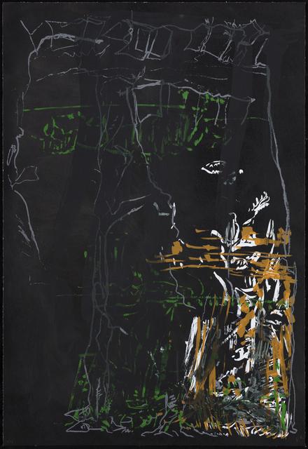 , 'Søndagstryk II,' 2015, Galleri Bo Bjerggaard