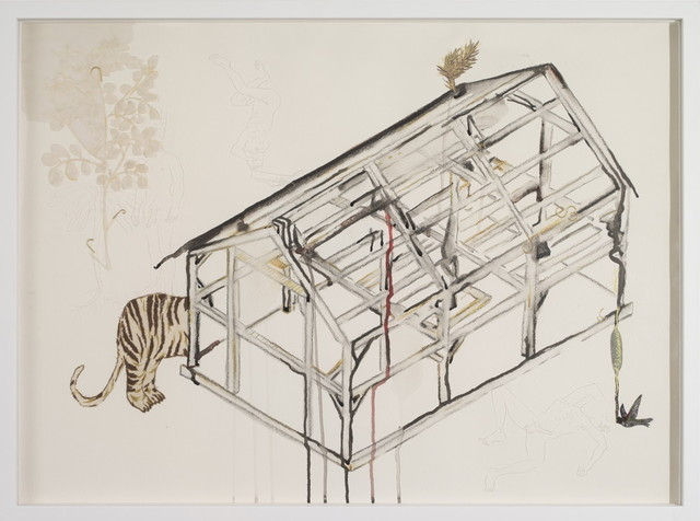 , 'Half - Home-2,' 2016, Galerie Nathalie Obadia
