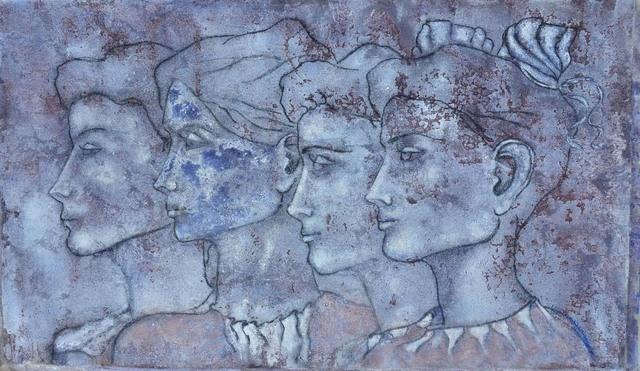 , 'The Apostles Of The Archipelego Beyond Atlantis,' 2009, White Court Art