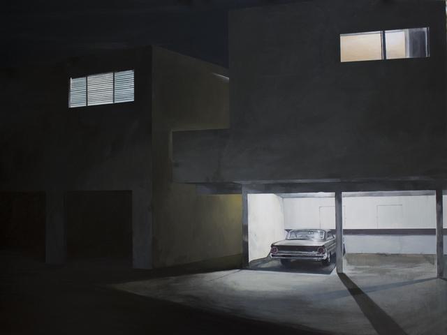 , 'Falcon,' 2016, LAUNCH LA