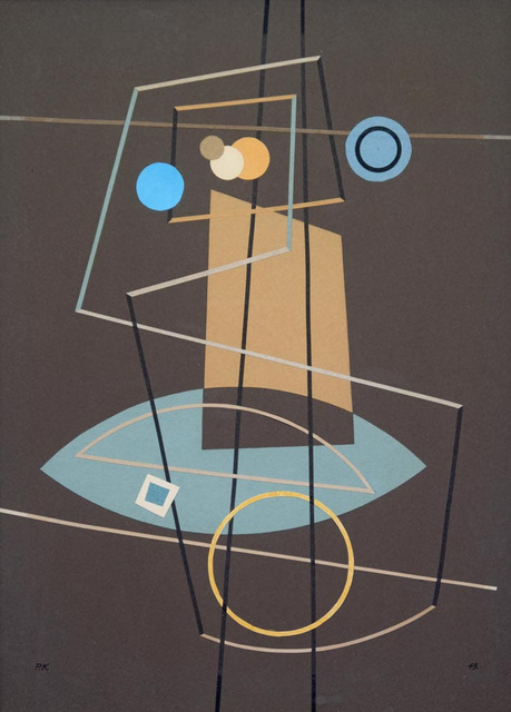 , 'Kinetic,' 1949, Addison Rowe Gallery