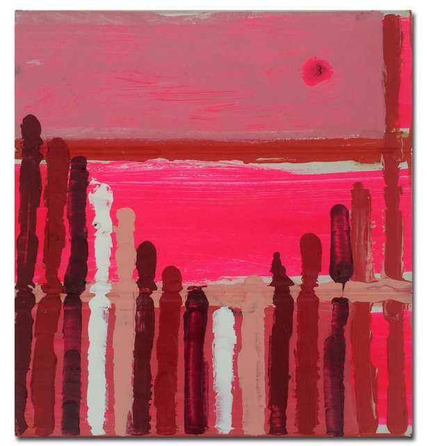 Cordy Ryman, 'Melville Sunset', 2015, Walter Storms Galerie